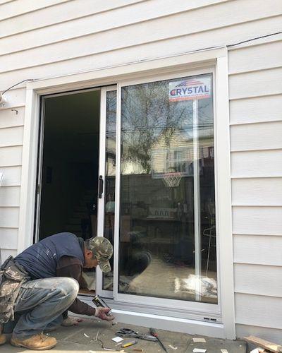 massapequa patio door replacement