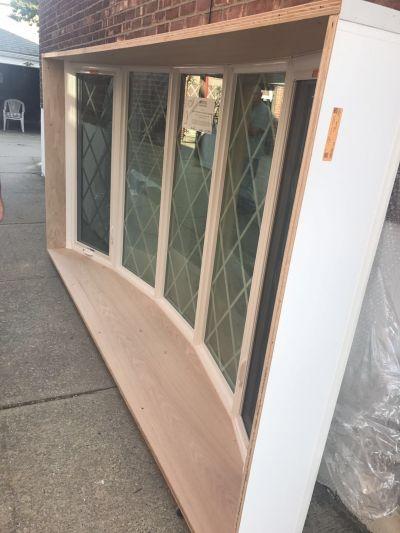 Bow Crystal window
