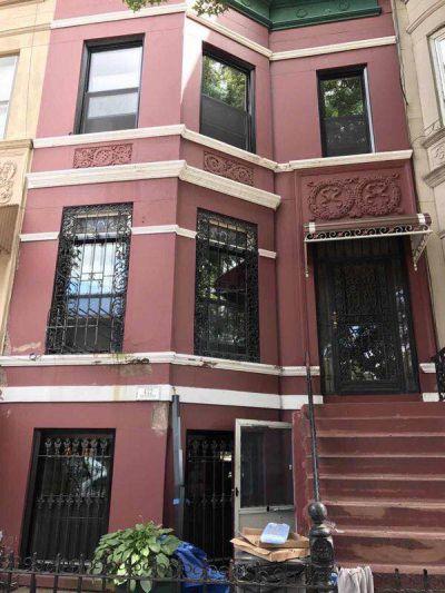Crystal windows Brooklyn