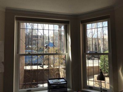 Crystal windows replacement