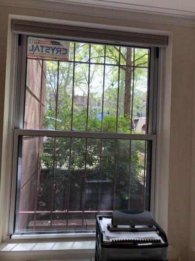 Crystal windows installation