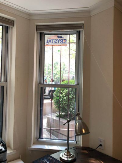 Manhattan Central Park residential Crystal windows replacement