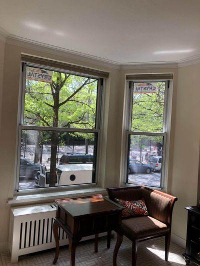 Crystal windows replacement Manhattan residential