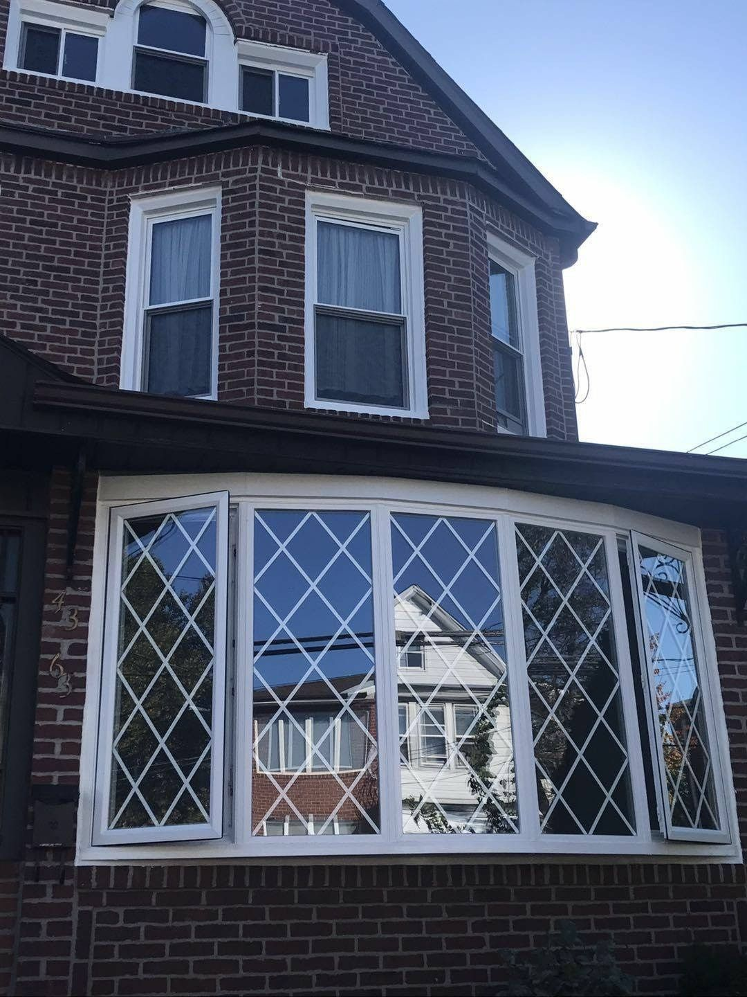 Bow window replacement in Flushing, NY