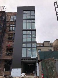 Marvin window for new construction in Flushing, NY
