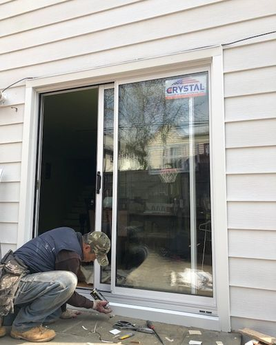 massapequa patio door replacement