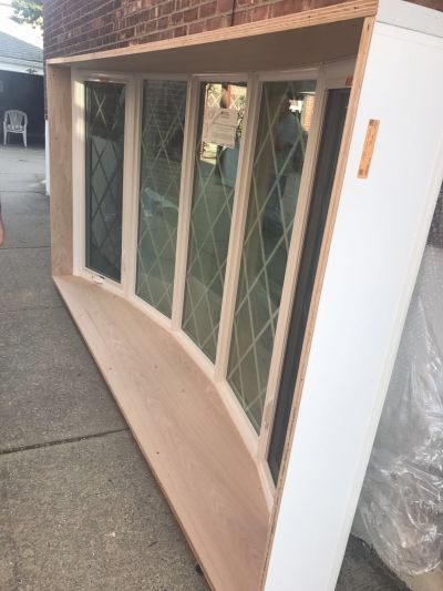 Bow Crystal window