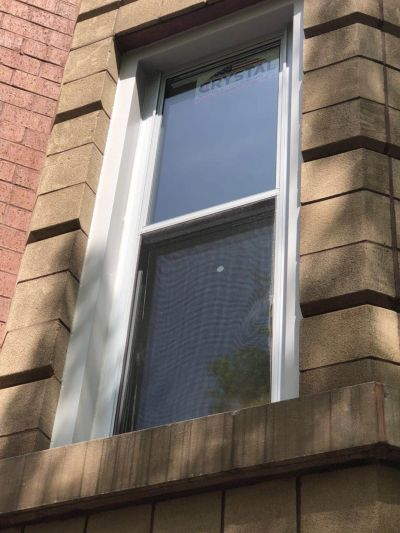 Residential Crystal windows replacement