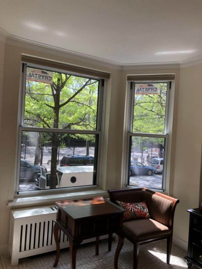 Crystal windows replacement Manhattan residential