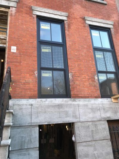 Brooklyn apartment Marvin windows replacement