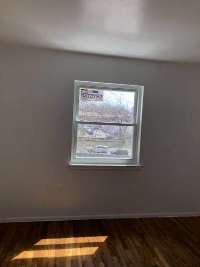 Crystal window installation